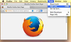 Aktivieren von Flash Player für Firefox