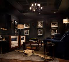 Atlanta Symphony Associates' Decorators' Show House. Smoking RoomMan Cave  ...