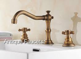 antique brass bathroom faucet. Antique Faucets BathSelect Brass Bathroom Faucet