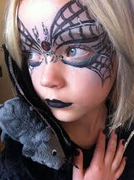 i love this gretel sneath hurych just get rid of the spider on the eyeaybe put it on the lips i don t know wver you think will look good