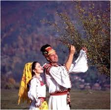 Imagini pentru Balada lui Dragobete