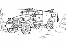 Small Picture Army Truck Coloring Pages Army Tank Coloring Pages nebulosabarcom