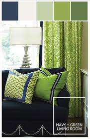 Motivation Monday | Seahawks Blue and Green Living Room | For the ...