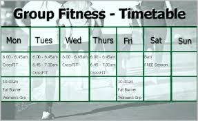 fitness timetable template fitness timetable template new timetable template tooye