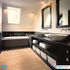 Waterproof Kitchen Flooring Limed Oak Wood Effect Waterproof Bathroom And Kitchen Flooring