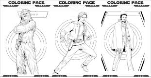 Star wars is a slice of movie history! Star Wars Coloring Pages Free Star Wars Printables