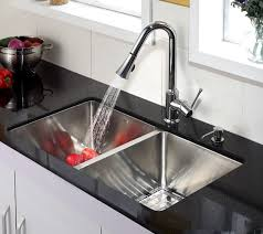 Kitchen Modern Counter Mount Stainless Steel Kitchen Sink Ideas Awesome Sink Designs For Kitchen