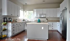 chalk painting kitchen cabinetsKitchen Cabinet Paint Reloved Rubbish Primer Red Chalk Paint