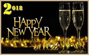 beautiful 3d happy new year champagne hd