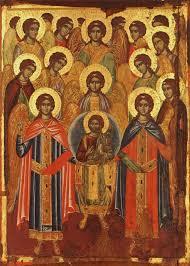 Собор архистратига Михаила, икона