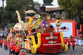 Rose Bowl Float Decorating Rules Trophies The Rose Examiner 88