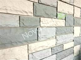 faux stone panels fake rock wall exterior stone panels lightweight polyurethane decorative fake rock wall panels