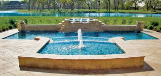Chart Pool Usa Inground Pool Contractor Providing Custom Swimming Pool