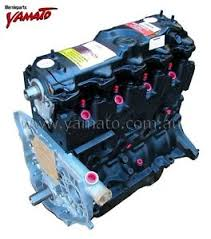 Toyota Hilux LN186 LN106 LN107 3L Reconditioned Diesel Motor Long ...