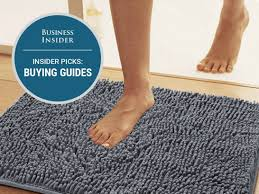 bath mat bathroom rugs without rubber backing the best mats you can business insider small rug in washable throw with non backed antique teal set gray