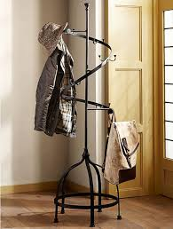 ... Amazing Bedroom And Living Room Decoration With Ikea Coat Rack Stand :  Adorable Images Of Black ...