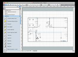 how to use house electrical plan software electrical symbols create an electrical diagram · cad drawing software