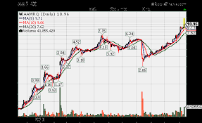 Amr Stock Chart Amr Corp Aamrq Merger Approval Sparks 3 275 Gains Aim