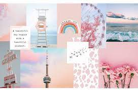 Cute Aesthetic Collage Backgrounds For ...