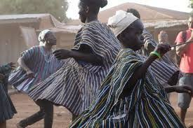 Dagomba smocks in movement. | African culture, Art and architecture, African fashion