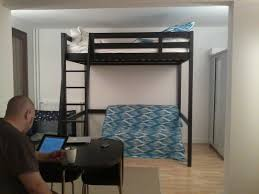 Loft Beds For Small Rooms Loft Bed Studio