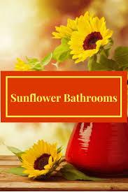 Dark Red Bathroom Accessories 17 Best Ideas About Sunflower Bathroom On Pinterest Mason Jar