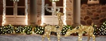 Outdoor Christmas Decoration Outdoor Christmas Decorations That Make Your Whole House Shine