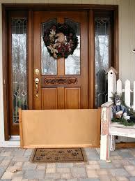 door protector from dog sliding glass door