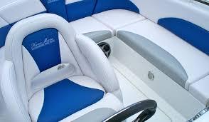 pontoon boat seat upholstery