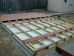 building a wood deck over concrete patio composite decking over concrete porch best decks images on building a wood