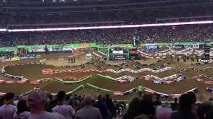 Nrg Stadium Seating Chart Monster Jam Ama Supercross Houston April 5 2014 Nrg Stadium