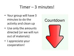 Timer For 3 Mins Radiovkm Tk