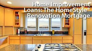 Fha Remodel Loan Mobile Home Qualification Fha 40k Renovation Loan Mesmerizing Kitchen Remodel Financing Minimalist