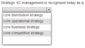 chain management essay supply chain management essay