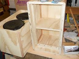 pdf diy bass speaker cabinet plans attached gable