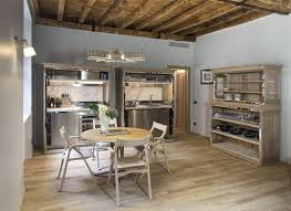 old modern furniture. Kitchen With Wood Ceiling And Flooring Old Modern Furniture E