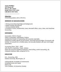 how a resume look