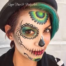 sugar skull face paint kit 5