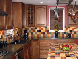Porcelain Tile Kitchen Backsplash Kitchen Room Attractive Tile Backsplash Ideas Small Kitchen