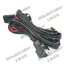 x xenon hid conversion relay harness wire kit for headlight  1x xenon hid conversion relay harness wire kit for headlight 9145 9006 9005 hb3