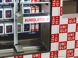 High Tech Vending Machines For Sale Unique Uniqlo Adds Vending Machines In Some Airports Business Insider