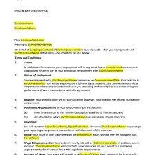 Hr Advance | Engagement Letter For Award/enterprise Agreement In ...