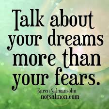 Quotes About Goals And Dreams Best Of SheQuotes Karen Salmansohn Dreams More Shequotes Quote Success