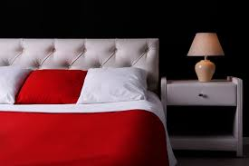 red wall paint black bed: for an utterly contemporary or urban vibe go all the way with your bedroom walls in midnight black or deep charcoal gray if youre afraid of the dark