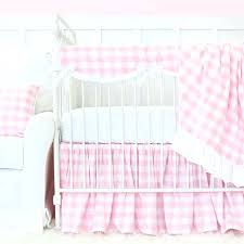 plaid baby bedding pink and white buffalo check crib bedding red plaid baby bedding