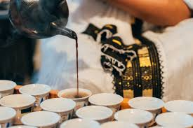 Enjoying an ethiopian coffee ceremony in downtown addis ababa, ethiopia's rapidly developing an ethiopian coffee ceremony, or jebena buna as it's called in the local amharic language, is not. A Love Letter To Buna Ethiopia S Coffee Ritual