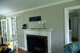 tv mount on brick fireplace mounting over fireplace mounting above brick fireplace flat screen above fireplace