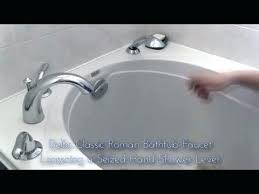 fix bathtub faucet replacement bathtub faucet handles bathroom design fix leaking