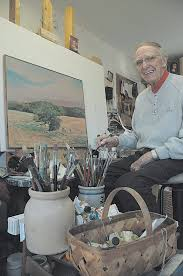 Baldwin City artist, 92, will be honored at annual chocolate auction |  News, Sports, Jobs - Lawrence Journal-World: news, information, headlines  and events in Lawrence, Kansas