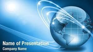 Powerpoint World Internet World Powerpoint Templates Internet World